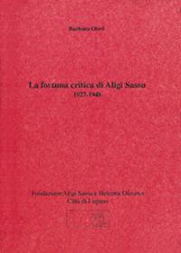 La fortuna critica di Aligi Sassu