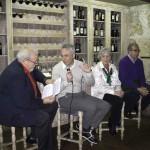 Salvatore Cusimano, Salvo Barone,Tecla Dozio, Santo Piazzese