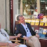 Tecla Dozio e Giuseppe Battarino a Milano