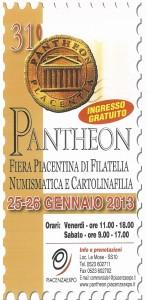 Pantheon PC - gennaio 2013