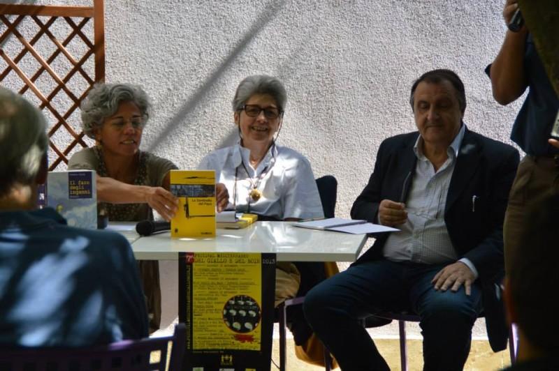 Presentazione Mirto Mirtillo sabato ore 12