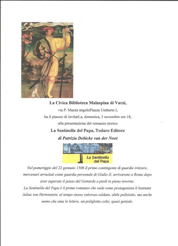 Varzi Svizzero 3 novembre-1