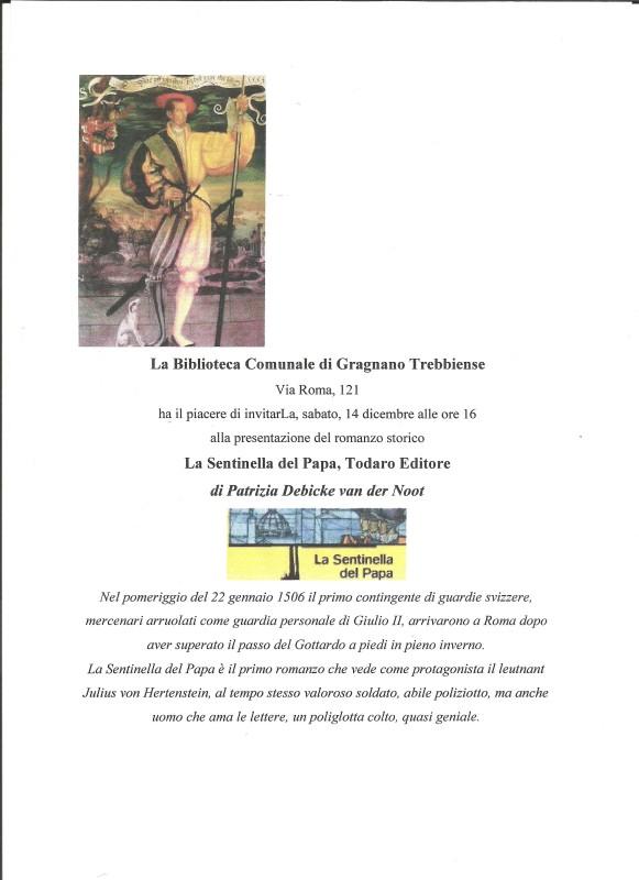 Locandina Gragnano Trebbiense
