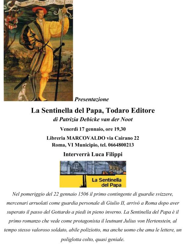 Locandina Svizzero Roma 2