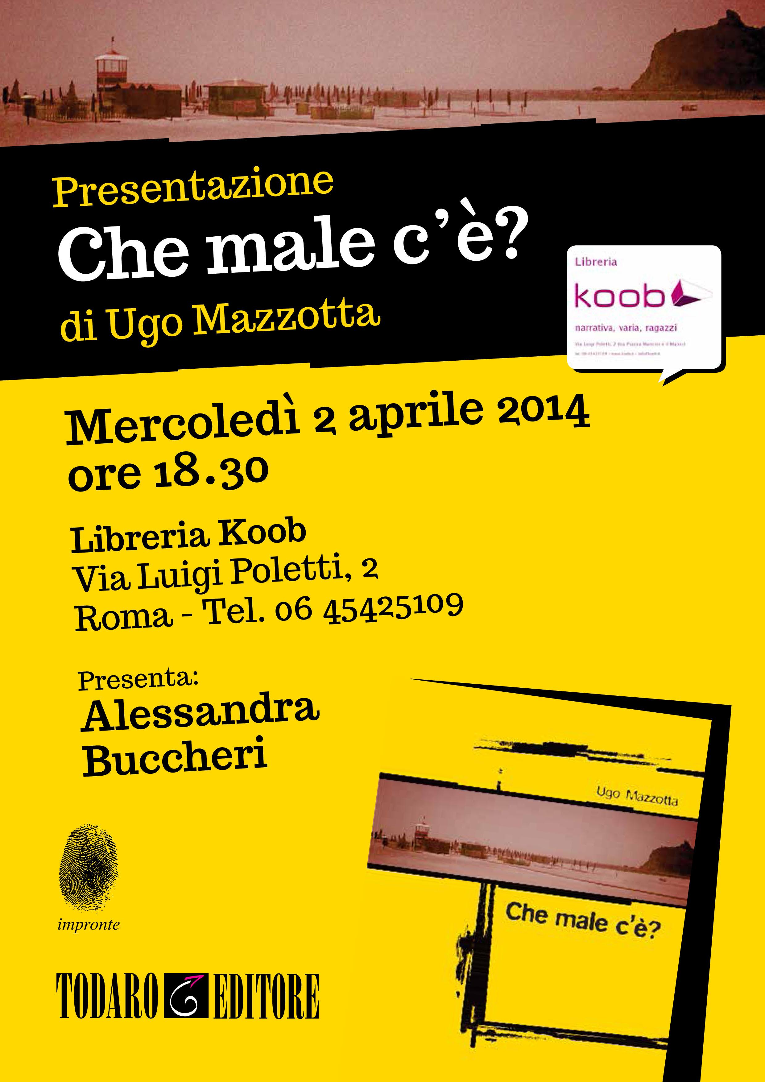 Todaro_Locandina Mazzotta_Roma-1