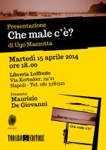 Todaro_Locandina Mazzotta_Napoli
