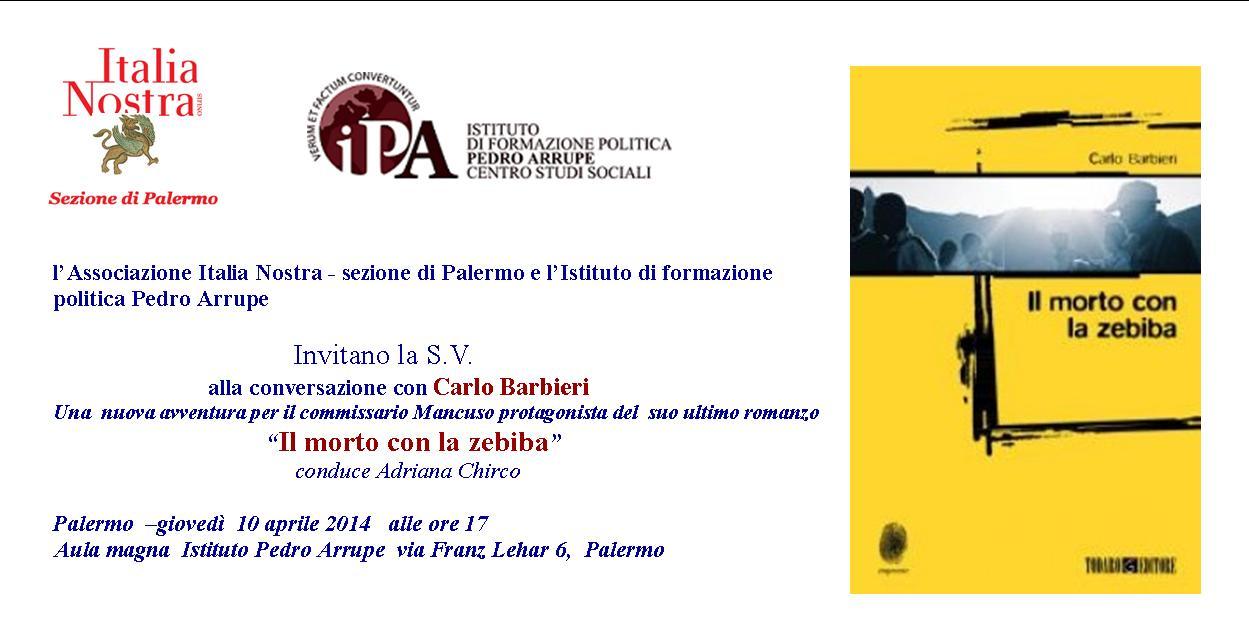 presentazione libro Carlo Barbieri