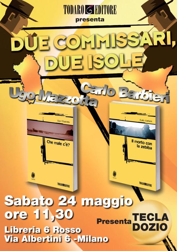 Locandina Mazzotta Barbieri A4