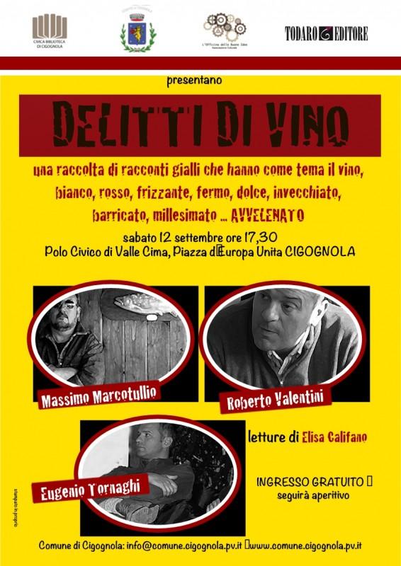 delitti di vino