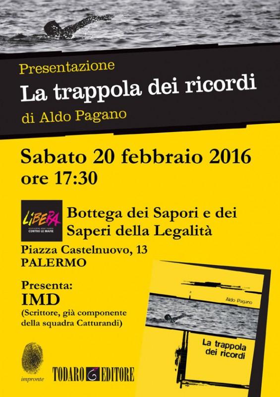 Todaro_Locandina Pagano_Saronno.indd